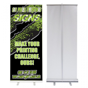 Roll Up / Pull up Banner